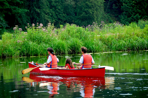 campground insurance canoeing